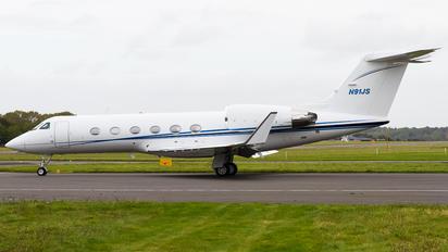 N91JS - Private Gulfstream Aerospace G-IV,  G-IV-SP, G-IV-X, G300, G350, G400, G450