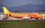 D-AEAQ - DHL Cargo Airbus A300 aircraft