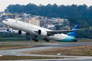 PK-GIH - Garuda Indonesia Boeing 777-300ER aircraft