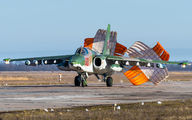 03 - Russia - Air Force Sukhoi Su-25SM3 aircraft