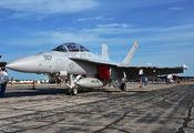 169207 - USA - Navy Boeing EA-18G Growler aircraft
