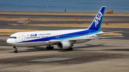JA8579 - ANA - All Nippon Airways Boeing 767-300ER