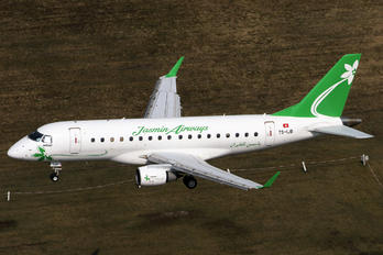 TS-IJB - Jasmin Airways Embraer ERJ-170 (170-100)