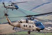 OM-BHK - Slovak Training Academy Sikorsky UH-60A Black Hawk aircraft