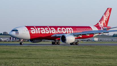 HS-XJA - AirAsia (Thailand) Airbus A330neo