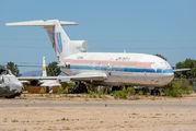 N7004U - United Airlines Boeing 727-100 aircraft