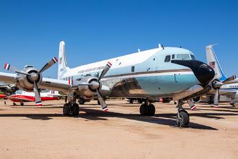 53-3240 - USA - Air Force Douglas VC-118A Skymaster