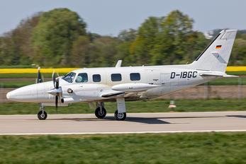 D-IBGC - Geocart Piper PA-31T Cheyenne