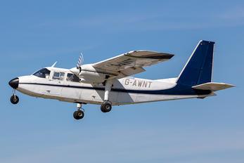 G-AWNT - Geofly Britten-Norman BN-2 Islander