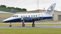 G-NFLA - Cranfield University Scottish Aviation Jetstream 31 aircraft