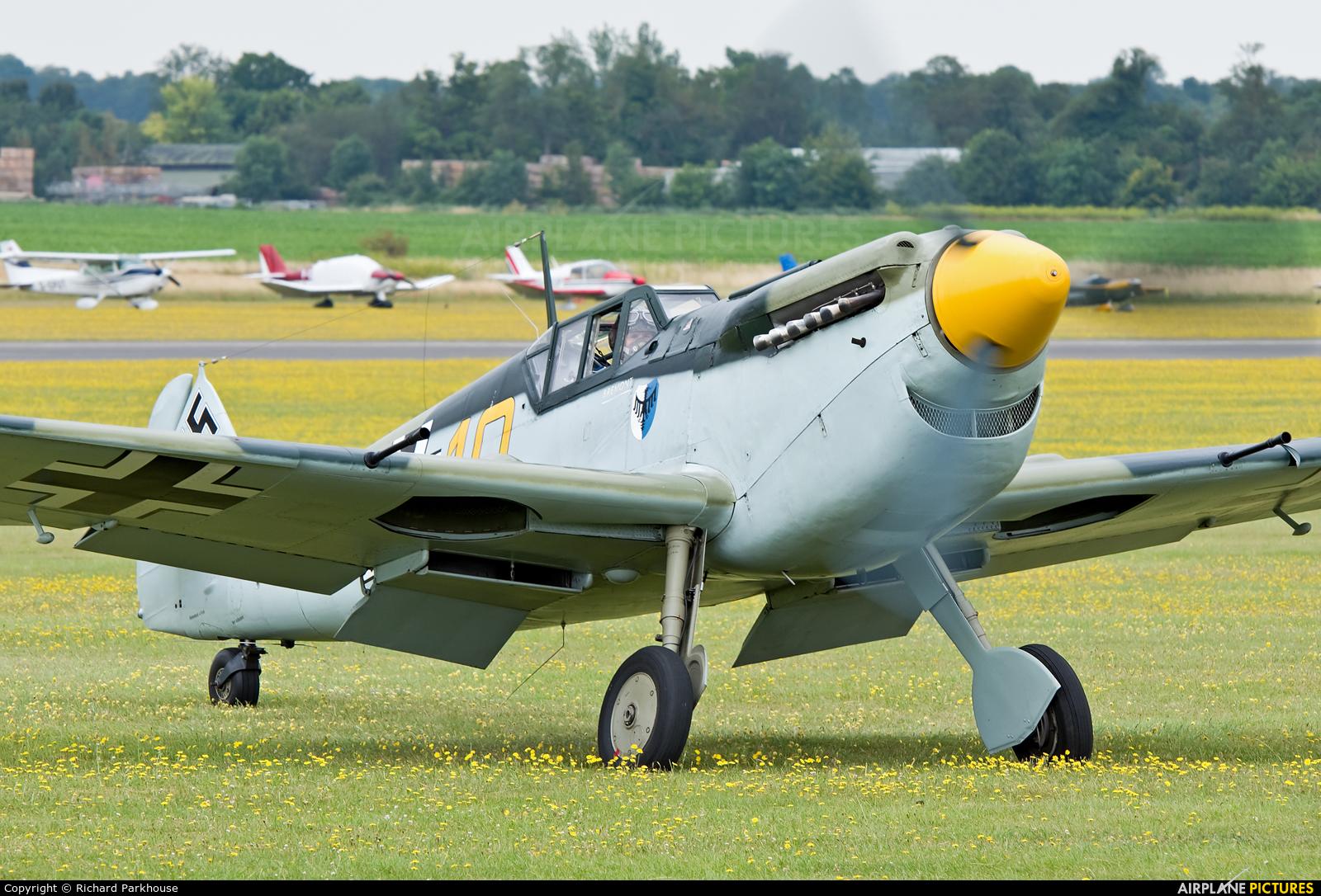 Aircraft Restoration Co, G-AWHK aircraft at Duxford