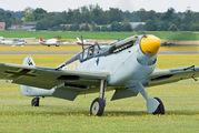 G-AWHK - Aircraft Restoration Co, Hispano Aviación HA-1112 Buchon aircraft