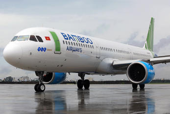 VN-A589 - Bamboo Airways Airbus A321 NEO