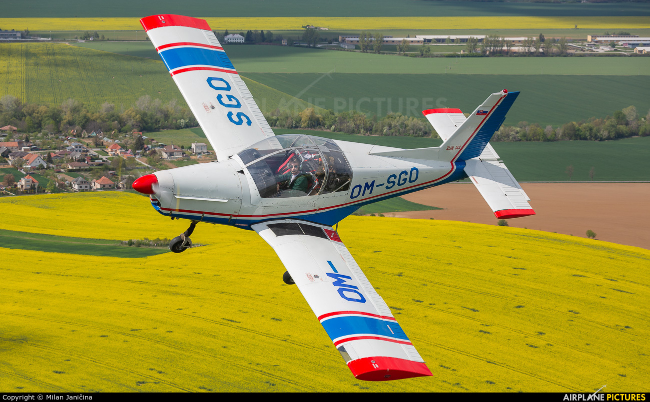 Private OM-SGO aircraft at In Flight - Slovakia