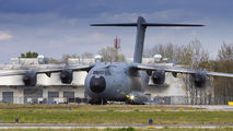 ZM417 - Royal Air Force Airbus A400M aircraft