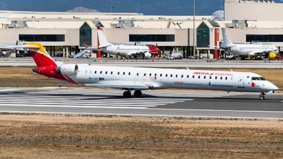 9H-LKF - Air Nostrum - Iberia Regional Canadair CL-600 CRJ-1000