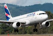 CC-BAR - LATAM Airbus A320 aircraft