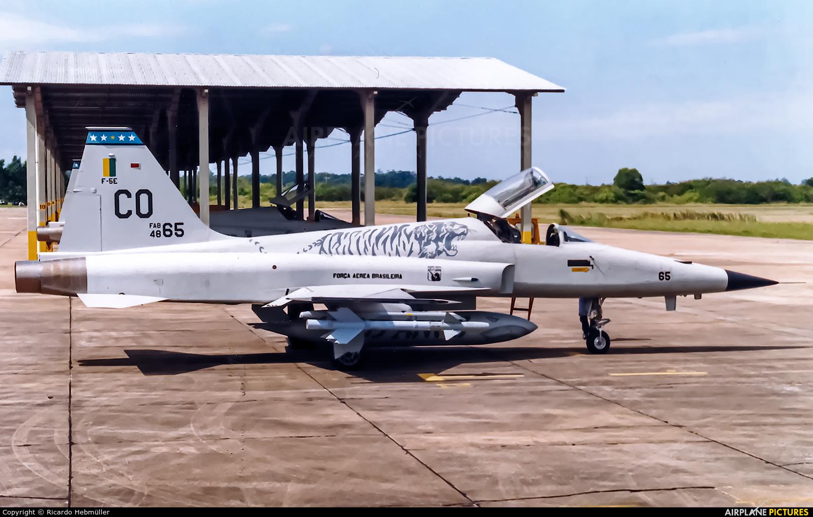 Brazil - Air Force 4865 aircraft at Canoas