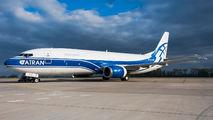 VP-BCK - Atran Boeing 737-400F aircraft