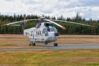 C-GOJN - Vancouver Island Helicopters Logging  Sikorsky S-61N