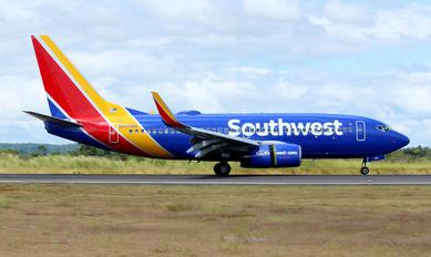N486WN - Southwest Airlines Boeing 737-700