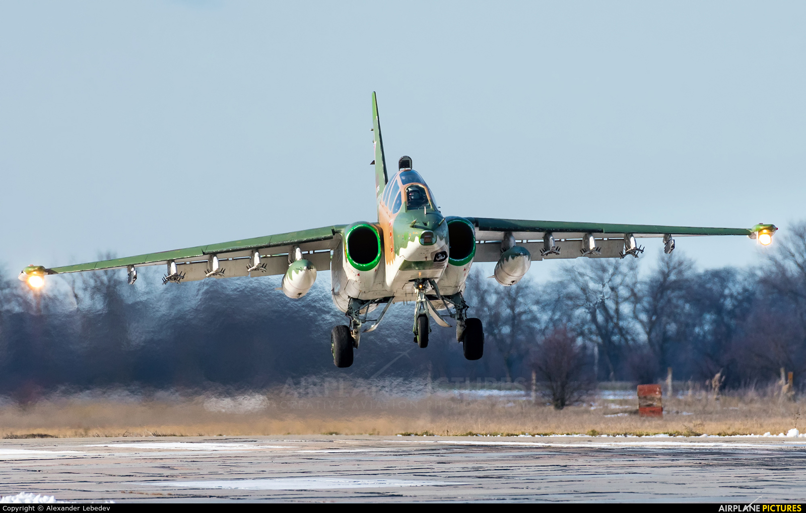 Russia - Air Force 51 aircraft at Undisclosed Location