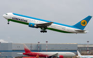 UK67008 - Uzbekistan Airways Boeing 767-300ER aircraft
