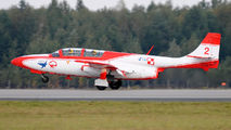 2 - Poland - Air Force: White & Red Iskras PZL TS-11 Iskra aircraft