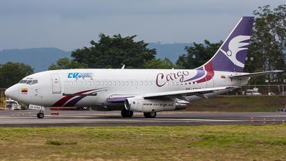 HK-4702 - CV Cargo Boeing 737-200