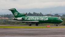 HK-4607 - Servientrega CV Cargo Boeing 727-200F aircraft