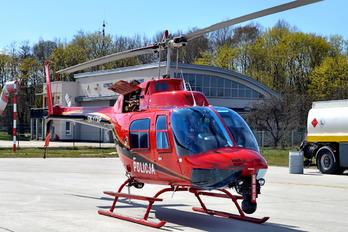 SN-17XP - Poland - Police Bell 206B Jetranger III