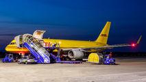 G-DHKB - DHL Cargo Boeing 757-200F aircraft