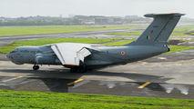 K2901 - India - Air Force Ilyushin Il-76 (all models) aircraft