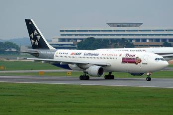 HS-TAP - Thai Airways Airbus A300