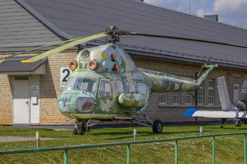 07 - Lithuania - Air Force Mil Mi-2