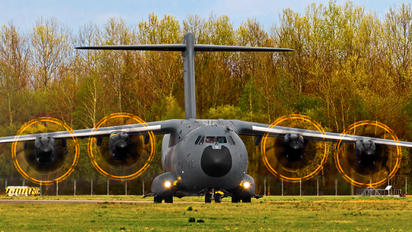 ZM417 - Royal Air Force Airbus A400M