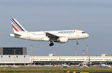 F-GRXJ - Air France Airbus A319