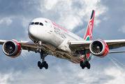5Y-KZB - Kenya Airways Boeing 787-8 Dreamliner aircraft