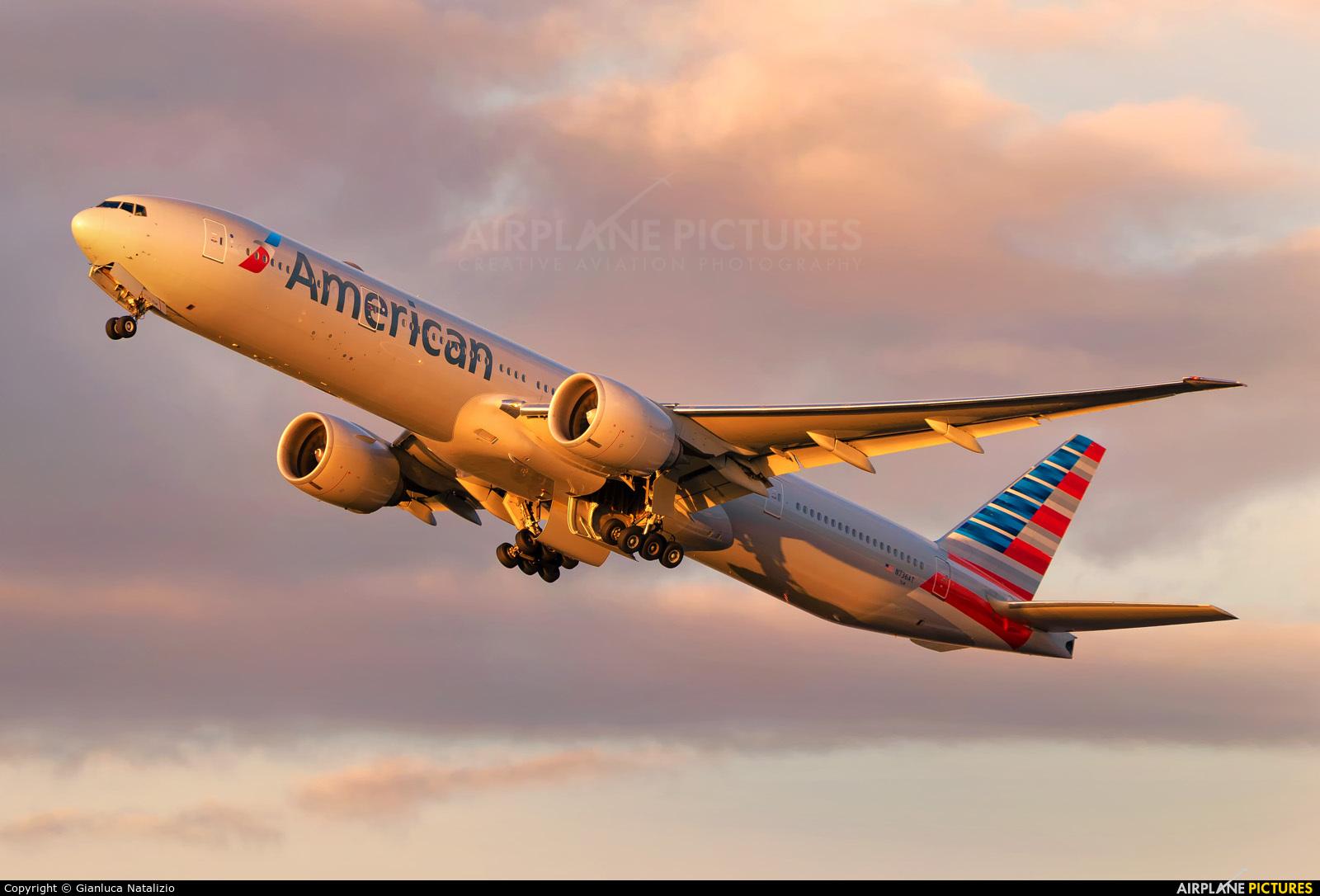 American Airlines N736AT aircraft at London - Heathrow