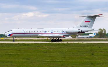 RA-65992 - Russia - Air Force Tupolev Tu-134A