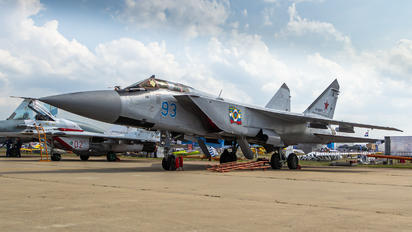RF-92379 - Russia - Air Force Mikoyan-Gurevich MiG-31 (all models)