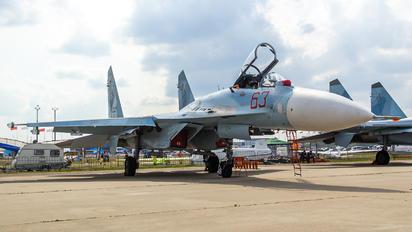 RF-90745 - Russia - Air Force Sukhoi Su-27SM3
