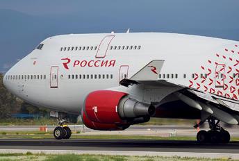 EI-XLC - Rossiya Boeing 747-400