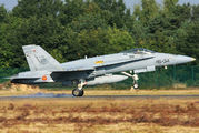 C.15-64 - Spain - Air Force McDonnell Douglas EF-18A Hornet aircraft
