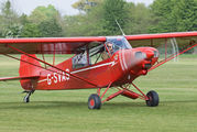 G-SVAS - The Shuttleworth Collection Piper PA-18 Super Cub aircraft