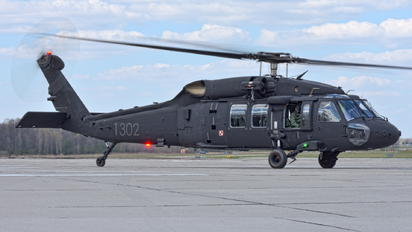 1302 - Poland - Air Force Sikorsky S-70I Blackhawk