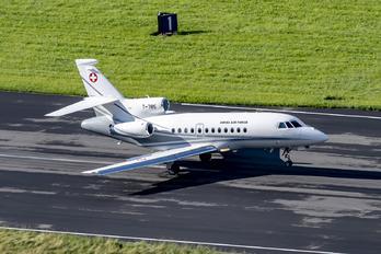 T-785 - Switzerland - Air Force Dassault Falcon 900 series