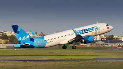 9K-CBB - Jazeera Airways Airbus A320 NEO