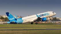 9K-CBB - Jazeera Airways Airbus A320 NEO aircraft