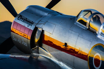 N20SF - Private Hawker Sea Fury T.20